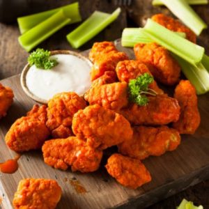 Barbecue Boneless Wings